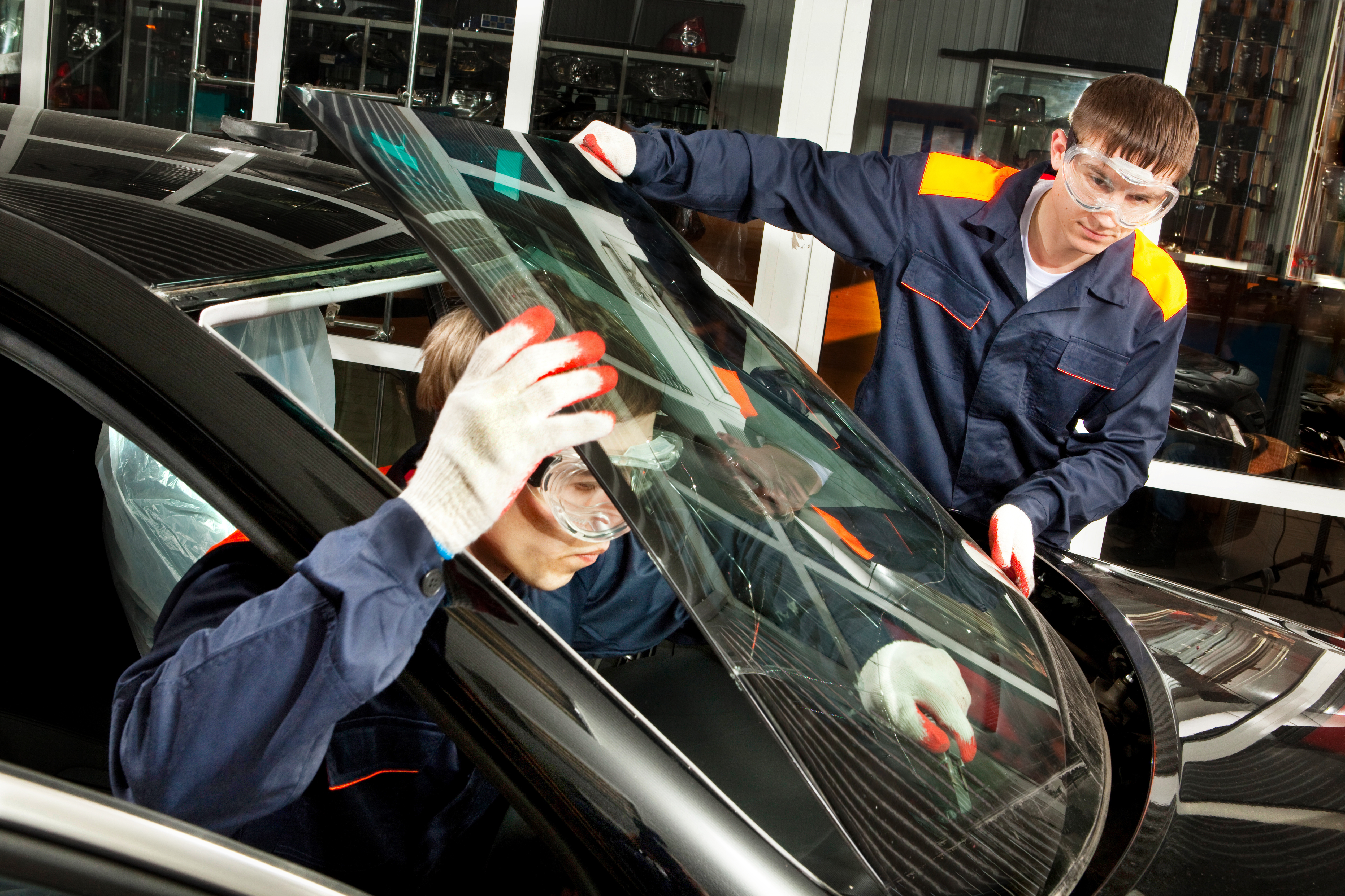 Windshield replacement 27