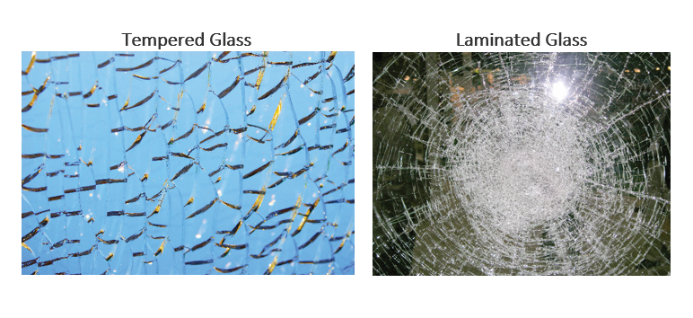 How To Choose Between Laminated vs  Tempered Glass